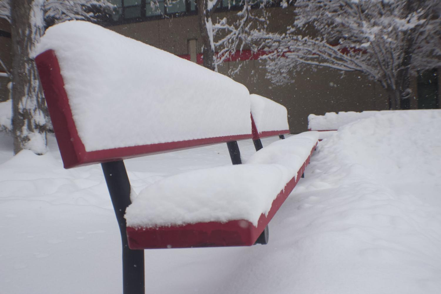 Snow on the front benches